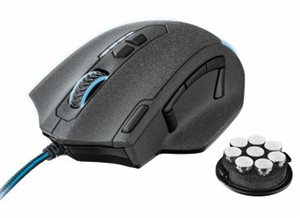 TRUST GXT 155 PC - Gaming Mouse - Μαύρο