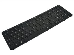 Keyboard w/ Touchpad (UK)